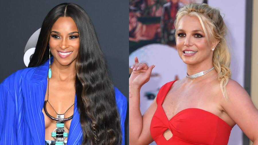 Ciara Says Her No. 1 Hit 'Goodies' Was Almost Given To Britney Spears