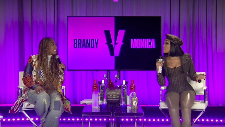 Brandy & Monica Address Beef In Record-Breaking 'Verzuz' Battle