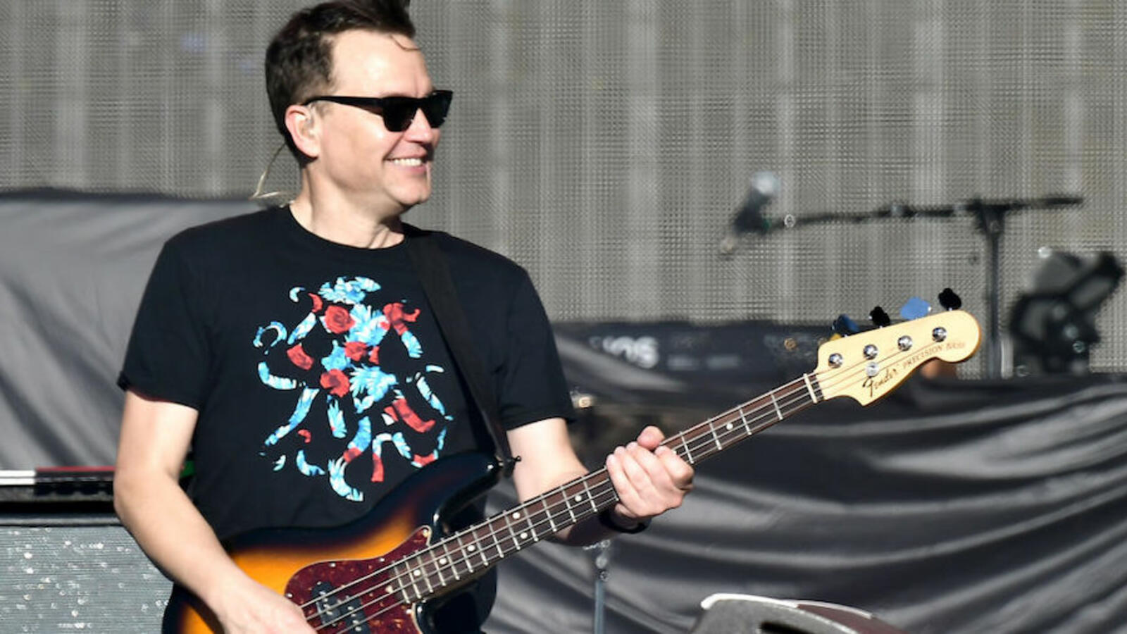 Mark Hoppus Reveals His Hair Is Growing Back White After Chemo: See The Pic