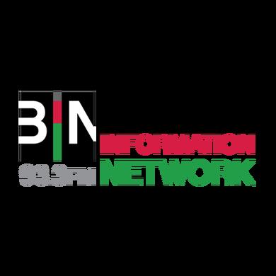 Montgomery's BIN 99.3 logo