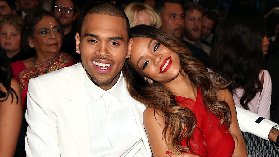 Rihanna Admits She & Chris Brown 'Love Each Other And Probably Always Will'