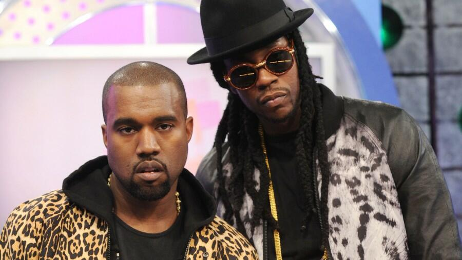 Kanye West Gifted 2 Chainz An Early Birthday Gift Worth $120,000