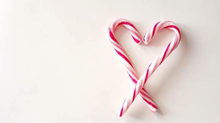 These Funky Flavored Candy Canes Are The Perfect Stocking Stuffers!