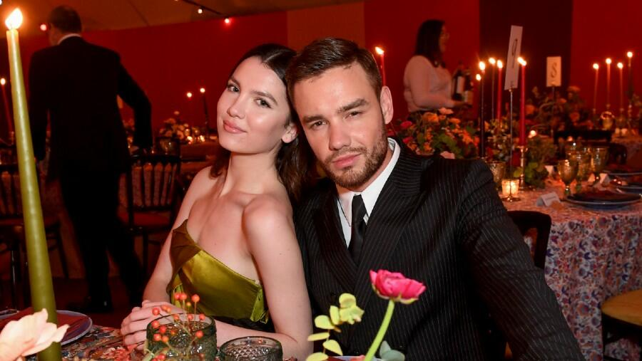 Liam Payne Talks Maya Henry Engagement: 'We're Just Really Happy'