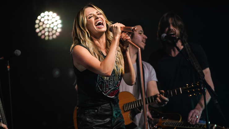 Carly Pearce Warns The 'Next Girl' In Her Brand New Single