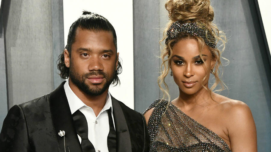 Ciara's Reaction Is Priceless After Russell Wilson Says He Wants More Kids