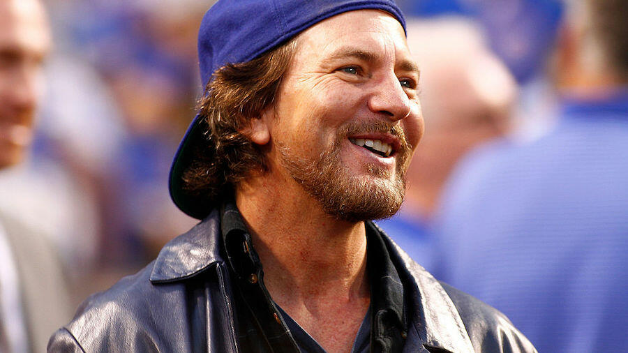 Eddie Vedder Teams Up With Artist Keegan Hall To Raise Money For Charity