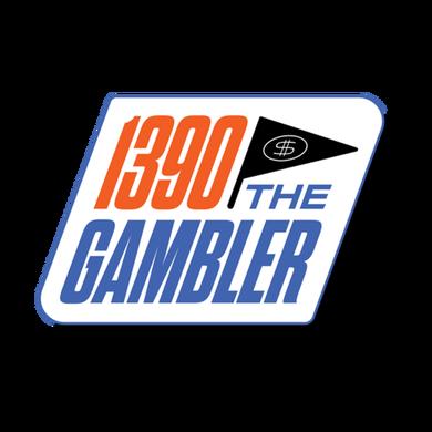 1390 The Gambler logo
