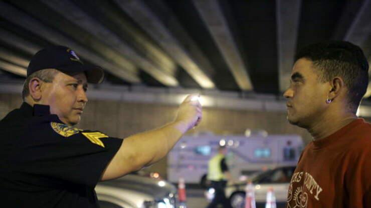 Florida Man Crashes His Car Into a Police Cruiser While ...