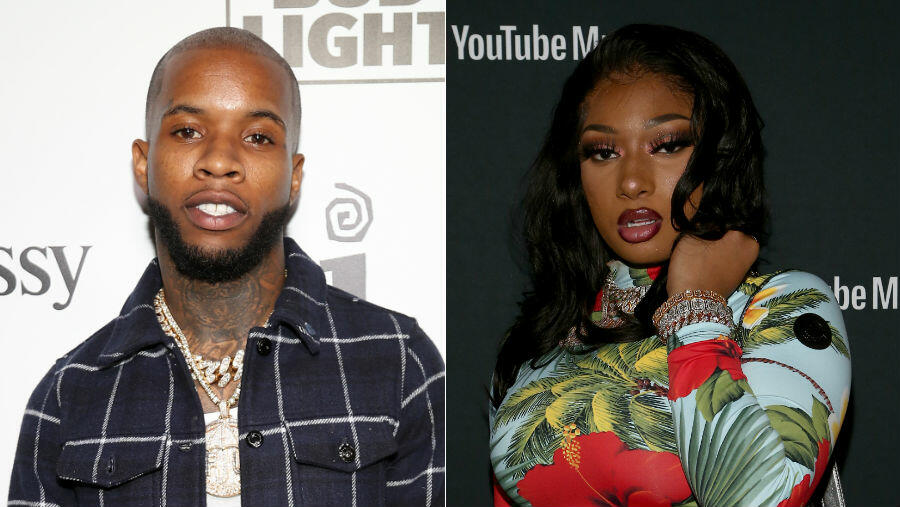 Tory Lanez Says Megan Thee Stallion Shooting Was A Setup On New Diss Track