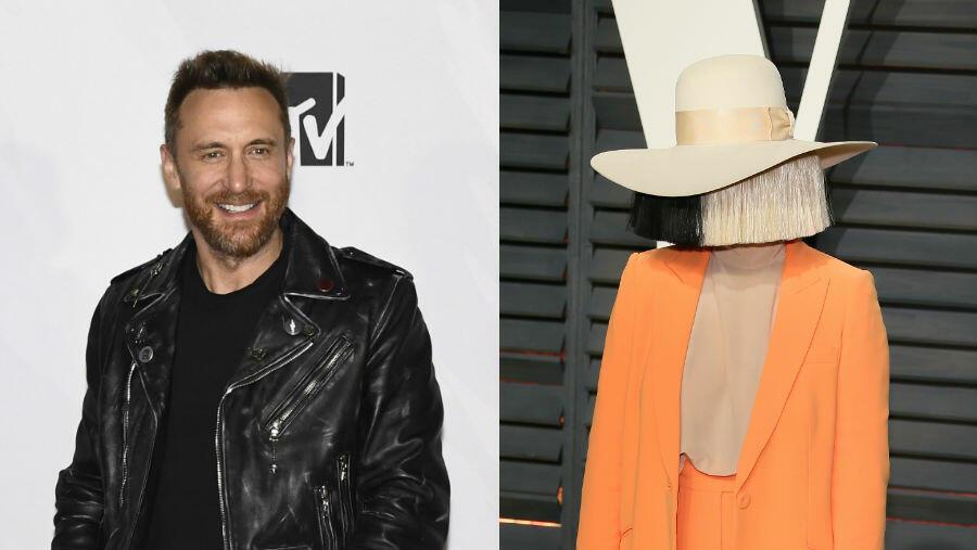 David Guetta & Sia Team Up For New Collab: Hear A Teaser