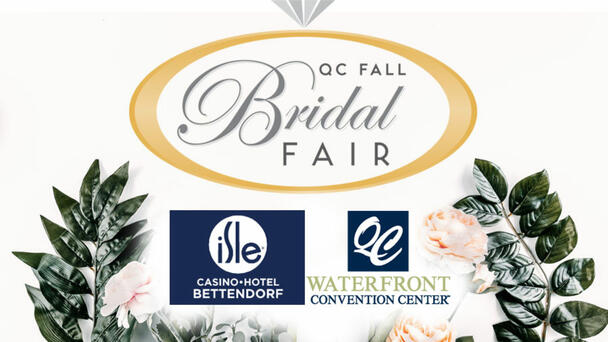 The QC Fall Bridal Fair Is Sept. 26th! Here's How To Get In FREE, If You're A Bride