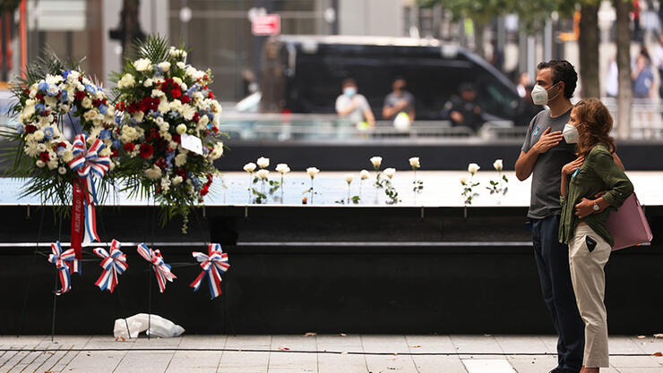 New York City Commemorates 19th Anniversary Of September 11 Terror Attacks