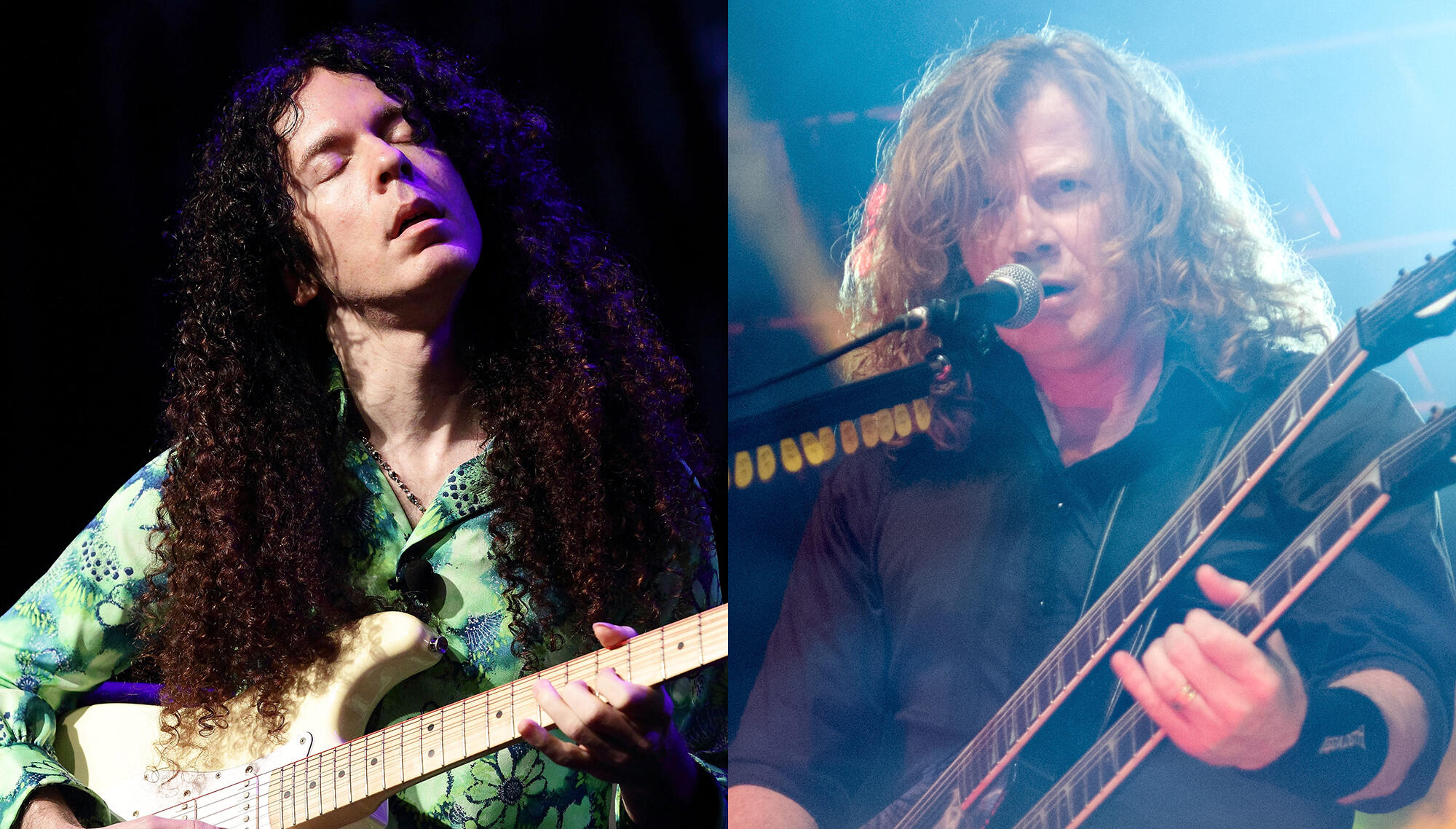 Marty Friedman Explains Why Megadeth Never Reunited 'Rust In Peace' Lineup