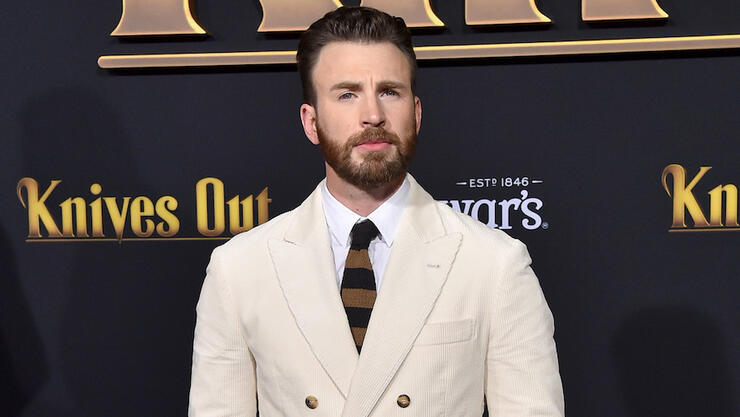 Chris Evans trending after accidental leaked nude photo