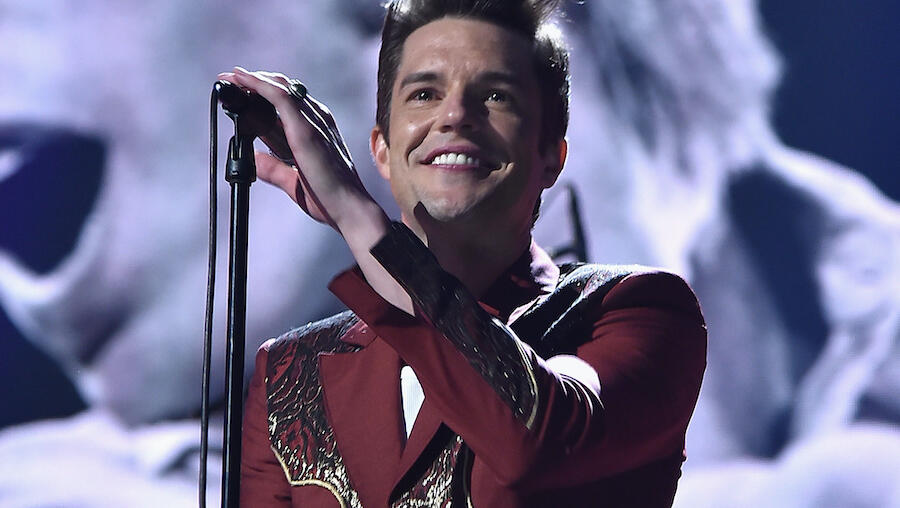 The Killers Perform 'Mr. Brightside' During Monday Night Football: Watch