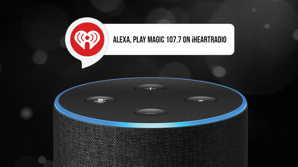 """Play Magic 107.7 on iHeartRadio"""