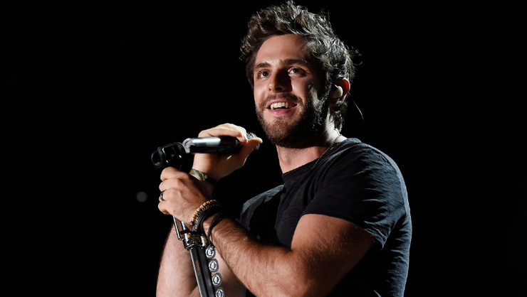 Thomas Rhett Wins ACM Award for Video of the Year