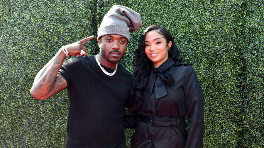 Ray J Files For Divorce From Wife Princess Love After 4 Years Of Marriage