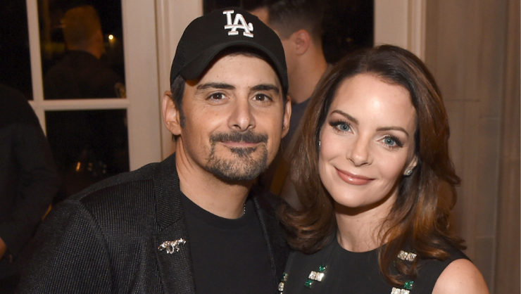 Brad Paisley And His Wife Kimberly To Donate 1 Million Meals Nationwide