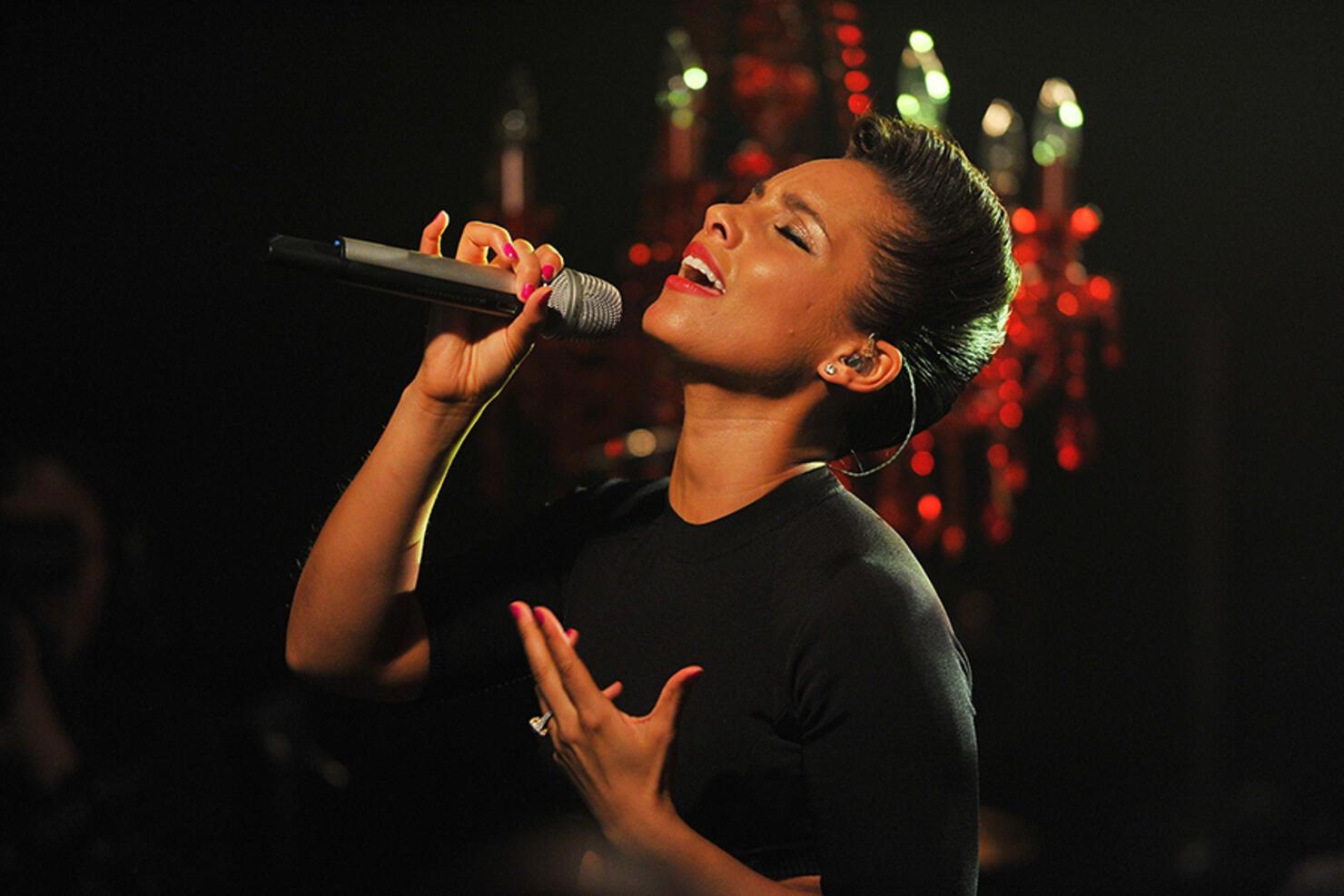 iHeartRadio Live Presents Alicia Keys