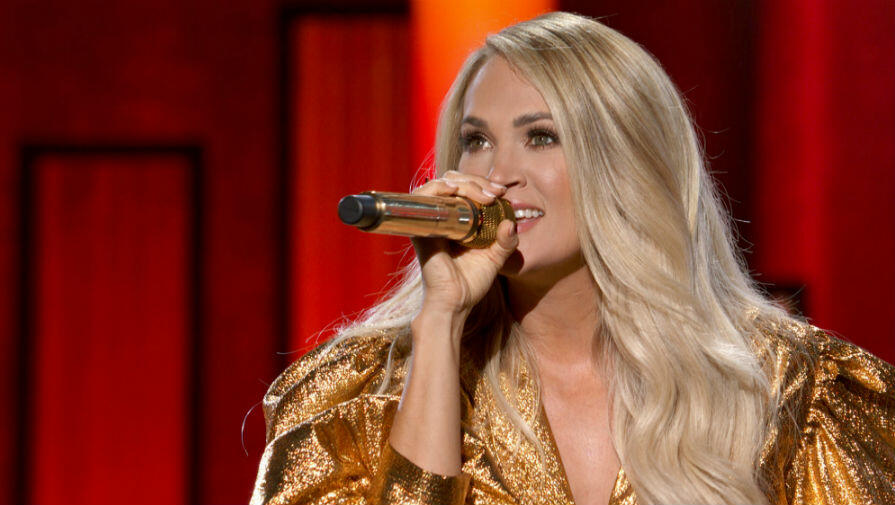 Carrie Underwood To Release 'My Savior: Live From The Ryman' DVD