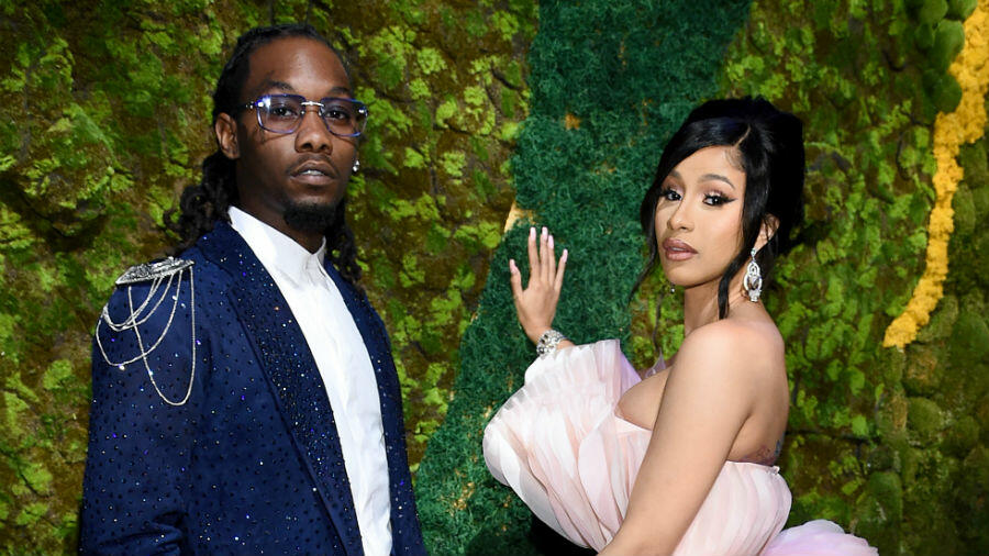 How Cardi B & Offset Are Co-Parenting Daughter Kulture Amid Divorce Filing