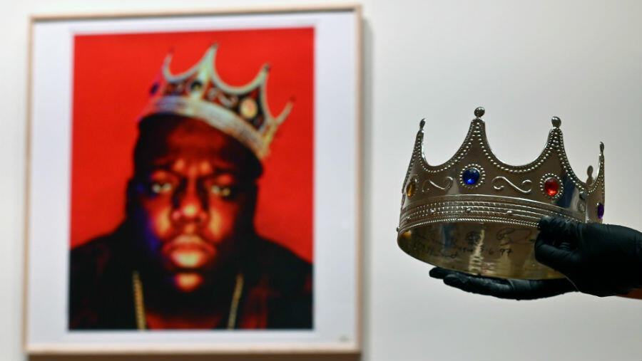 Notorious B.I.G.'s $6 Plastic Crown Sells For Almost $600K At Auction