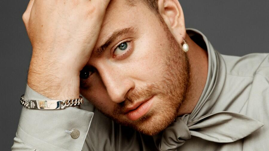 Sam Smith Drops New Dance Floor Anthem 'Diamonds'
