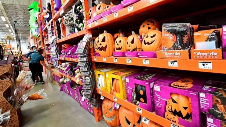 Most Americans Still Planning To Celebrate Halloween