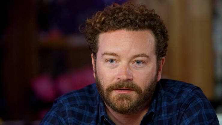 Actor Danny Masterson Set to be Arraigned on Charges He Raped Three Women