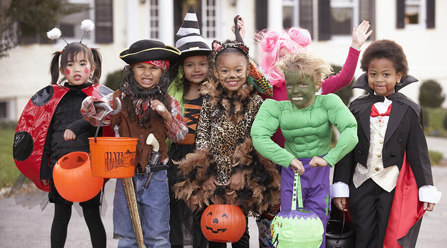 Hershey's Interactive Map Shows Where Kids Can Safely Trick-Or-Treat