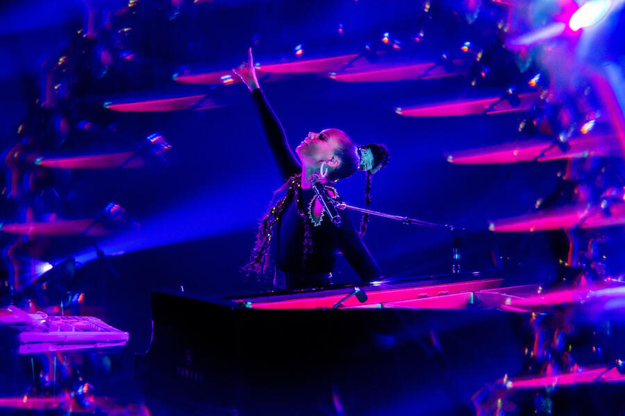 Alicia Keys Reflects On 2020 During iHeartRadio Music Festival Performance