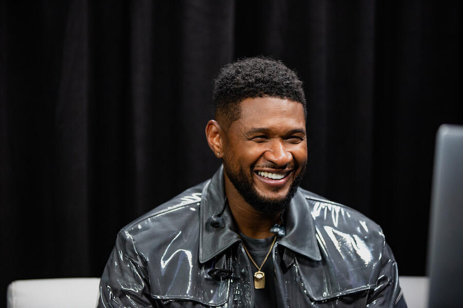 Usher Previews 'Immersive' 2021 Las Vegas Residency & Upcoming Album