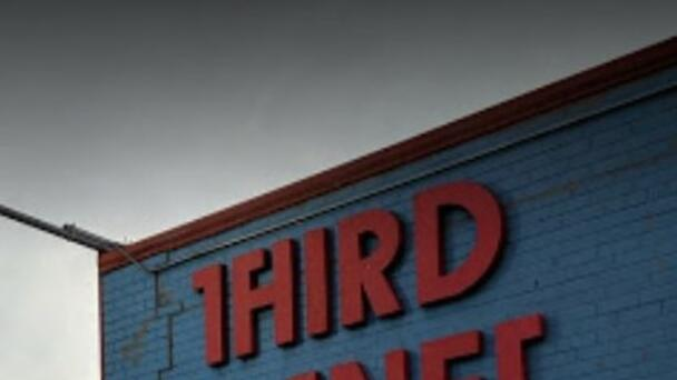 A Houston landmark, geeking out with Third Planet Sci-Fi Superstore! :D