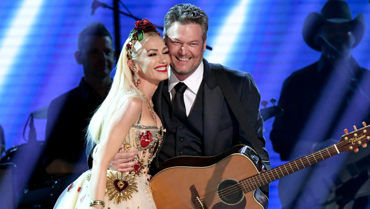 Blake Shelton And Gwen Stefani Share 'Happy Anywhere' Acoustic Video