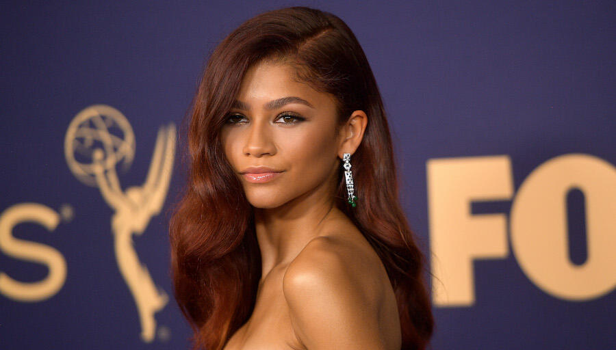Zendaya Reacts To Making History As Youngest Best Actress Emmy Winner