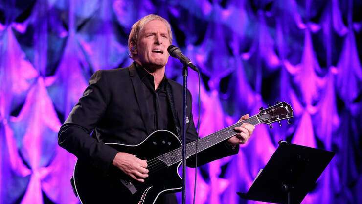 Nobody Sings About Mac & Cheese The Way Michael Bolton Can