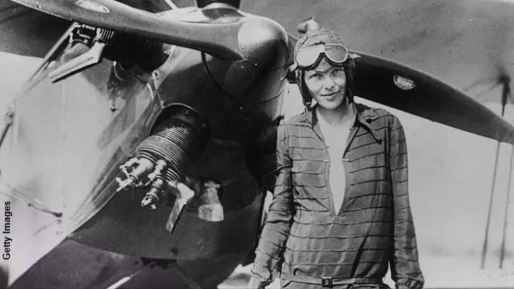 Intriguing Experiment Aims to Recreate Amelia Earhart Distress Calls