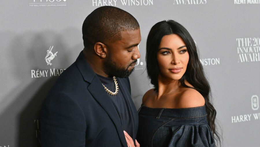 Kim Kardashian Includes Kanye West In Her Ultimate Father's Day Post