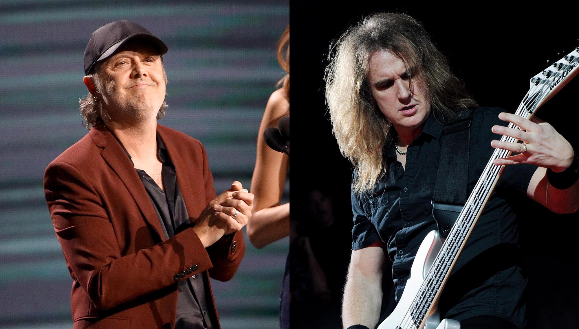 Megadeth Owes 'Everything To Metallica,' Says Dave Ellefson