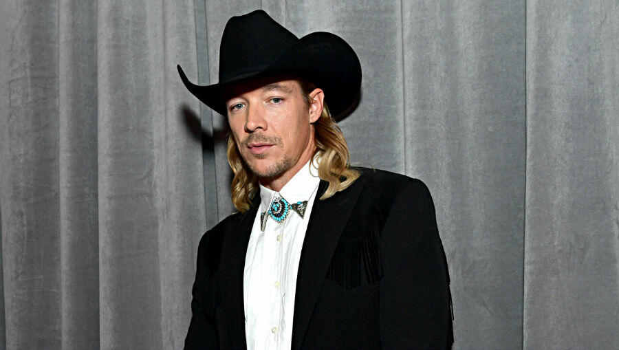 Diplo Dropped A Naked Thirst Trap To Encourage Voter Registration