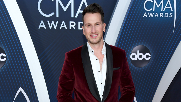 Russell Dickerson Shares Adorable Video Of Newborn Son With The Hiccups