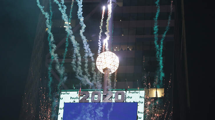 New Year's Eve Ball Drop In Times Square Is Going Virtual ...