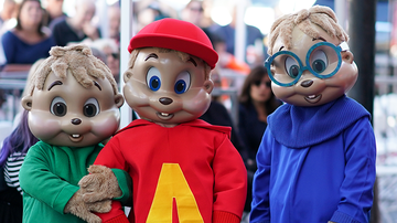 image for This Is What Alvin And The Chipmunks Sounds Like As Adult Men