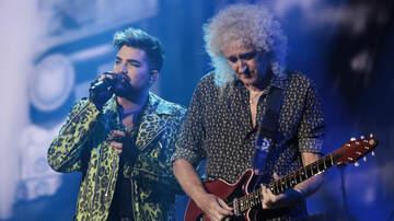 image for Watch Queen + Adam Lambert Perform Freddie Mercury Solo Hit Live In Japan