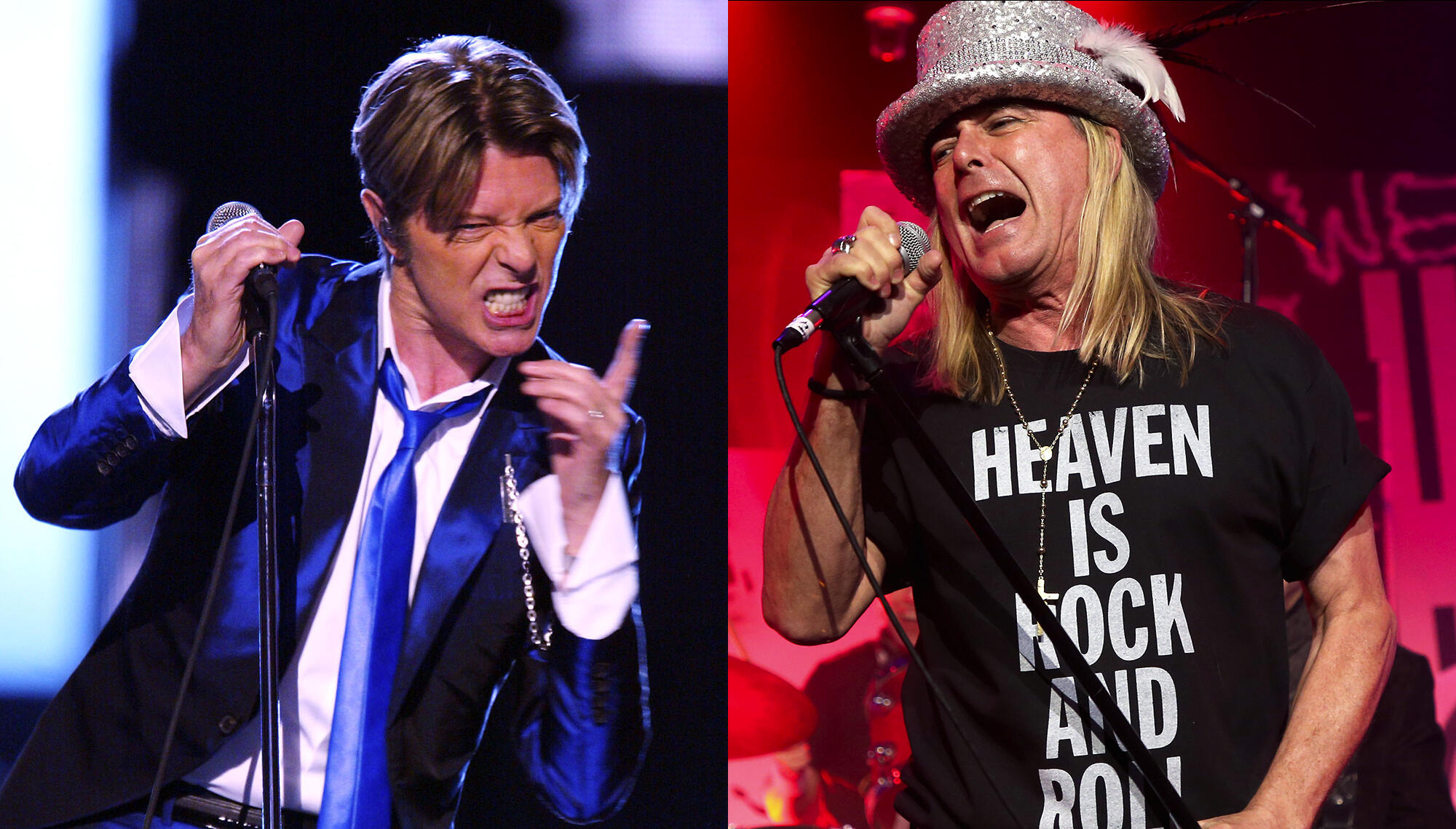 Cheap Trick Drops Cover Of David Bowie's 'Rebel Rebel'