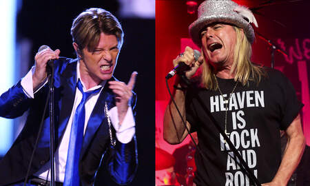 image for Cheap Trick Drops Cover Of David Bowie's 'Rebel Rebel'