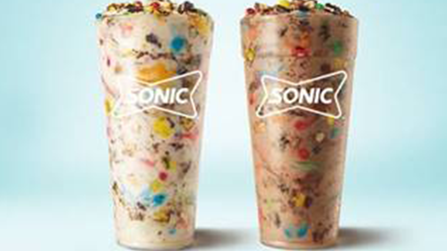 Sonic Introduces Trick Or Treat Blast Milkshake To Menus For Halloween