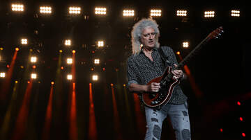 image for Brian May Says Complications From Heart Medication Nearly Killed Him